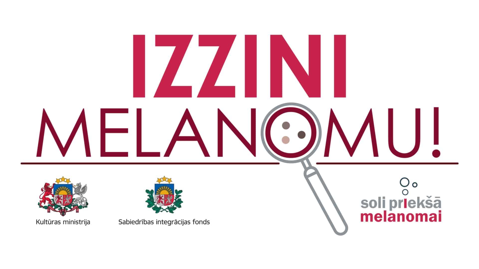 Izzini melanomu