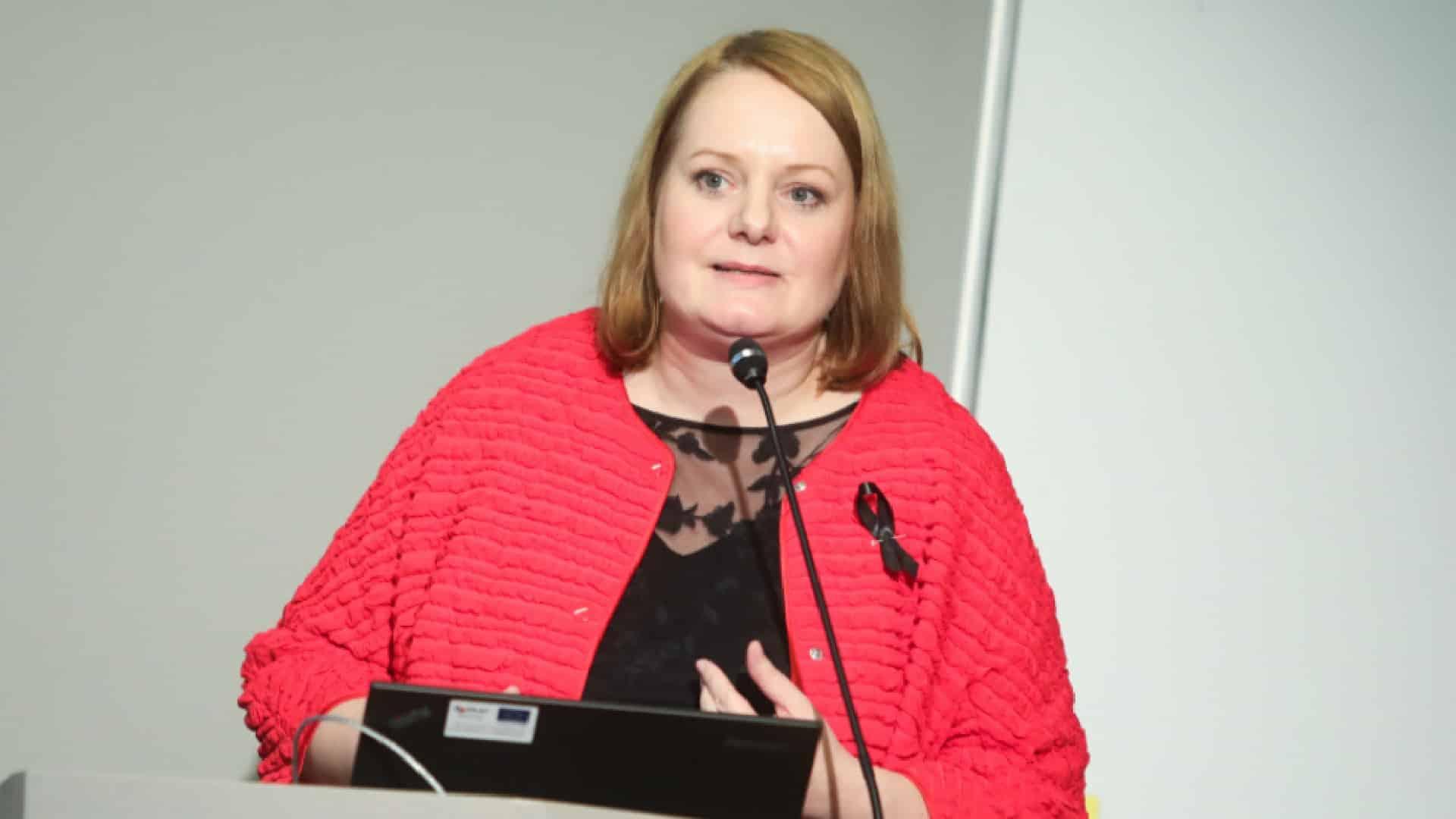 Olga Valciņa. Melanomas pacientu atbalsta biedrība